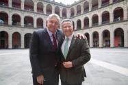 Concluyeron los trabajos de la Plenaria del grupo parlamentario de Morena en el Senado, con diversas mesas de trabajo relevantes para México2