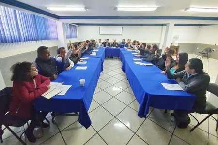 Consejo Estatal del PAN Hidalgo, aprueba las candidaturas comunes con otros partidos políticos