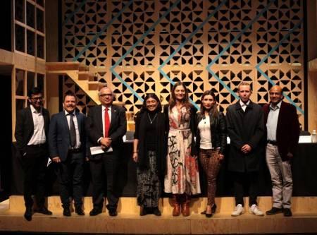 Coordinan esfuerzos Secretaría de Cultura de Hidalgo y Centro Cultural Helénico