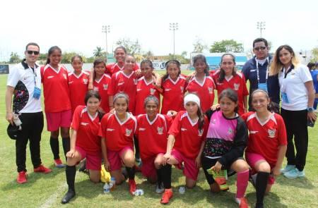 El Instituto Hidalguense del Deporte invita a las visorías estatales de futbol femenil sub 15 y 17
