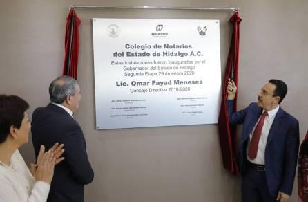En los últimos 3 años no se han otorgado patentes notariales, en Hidalgo2