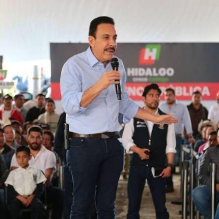 En San Felipe Orizatlán, gobernador Omar Fayad anuncia apoyos por más de 20 mdp 1