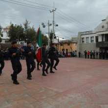 Encabeza alcalde Raúl Camacho, ceremonia cívica con motivo del 103 aniversario de la Promulgación de la Constitución2