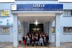 Festeja UAEH 75 años de la Escuela de Medicina 1