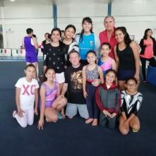 Fin de semana de taller en gimnasia acrobática2