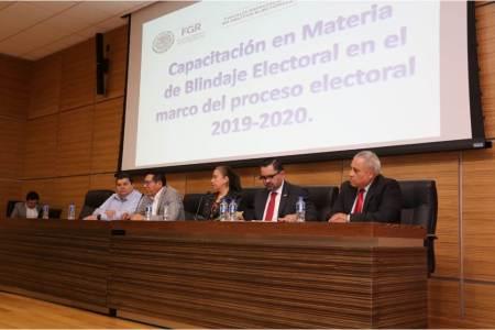 Fiscalía Especializada en Delitos Electorales de la PGJEH inicia jornadas de capacitación en materia de blindaje electoral2