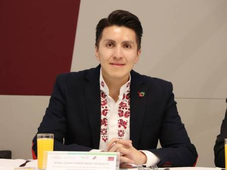 Hidalgo encabeza primera reunión regional de la comisión de contralores 1