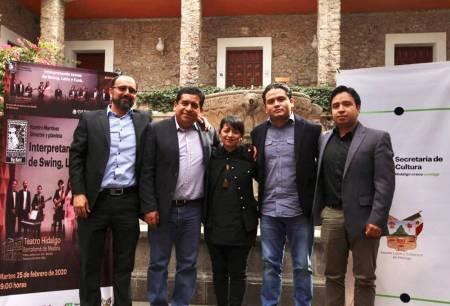 Hidalgo tendrá primera Metropolitan Big Band1