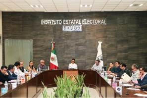 IEEH resuelve últimas manifestaciones de intención de aspirantes a Candidaturas Independientes