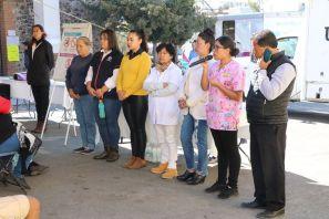 Inician las Jornadas de Salud 2020 en el municipio de Tizayuca