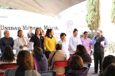 Inician las Jornadas de Salud 2020 en el municipio de Tizayuca4