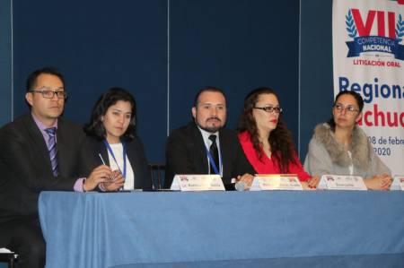 Inició en Hidalgo Competencia Nacional de Litigación Oral2