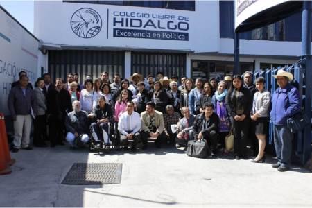 Instauran Observatorio Estatal por la Defensa de los Derechos Político Electorales de los Pueblos y Comunidades Indígenas y Democracia de Hidalgo