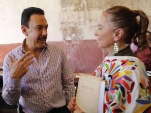 Lectura, punto de unión entre gobierno federal y el de Hidalgo2