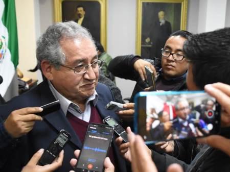 Ninguna solicitud de licencia, hasta el momento, de algún legislador morenista que busque participar en la próxima contienda electoral, Ricardo Baptista