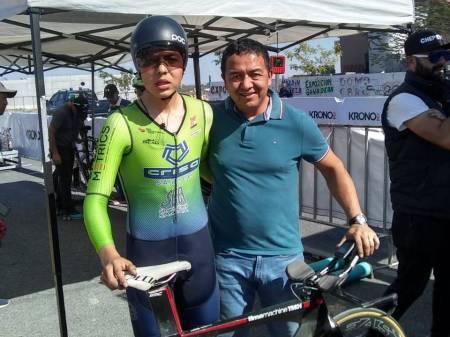 Participan ciclistas hidalguenses en el Grand Prix de las Constituciones2