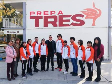 Participan estudiantes de la UAEH en la XIV Olimpiada de Historia1