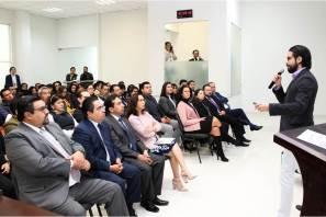 Personal del IEEH participa en Taller para prevenir hostigamiento, acoso y violencia de género