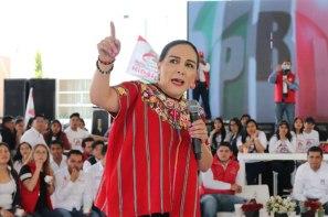 Promover la política en los jóvenes, significa promover la democracia, Erika Rodríguez