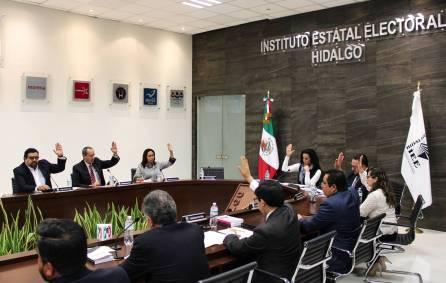Ratifica IEEH convenio con la UNAM a favor de los pueblos y comunidades indígenas4