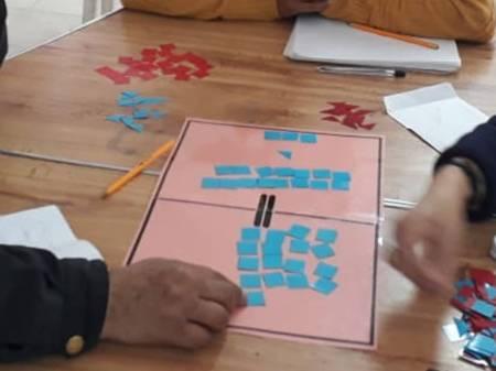 Realiza SEPH Taller de Estrategias Lúdicas para la Introducción de Álgebra