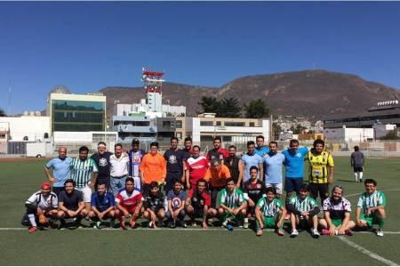 Realizan actividades deportivas en la Tercera Semana del Periodismo 2020