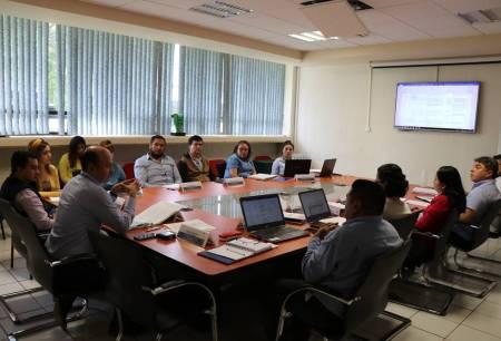 Realizan primera sesión ordinaria del Comité de Control y Desempeño Institucional de la UTHH