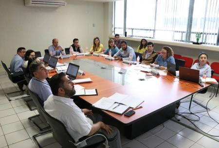 Realizan primera sesión ordinaria del Comité de Control y Desempeño Institucional de la UTHH2