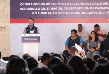 Recibe región del Altiplano inversión histórica en infraestructura social1