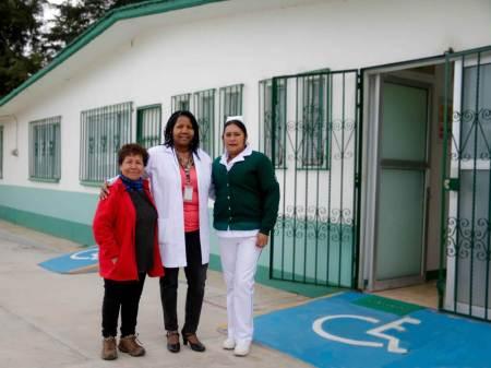 """Rehabilita IMSS la Unidad Médica Rural en la comunidad de """"El Susto"""""""