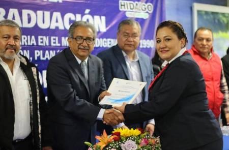 Se gradúan estudiantes de la UPN Hidalgo Sede Regional Huejutla1