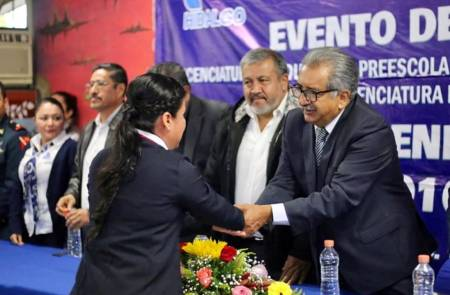 Se gradúan estudiantes de la UPN Hidalgo Sede Regional Huejutla2