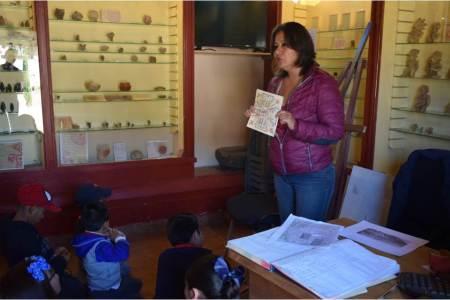 """Segundo Concurso Infantil de Dibujo """"Mi visita al museo"""" en Santiago Tulantepec"""