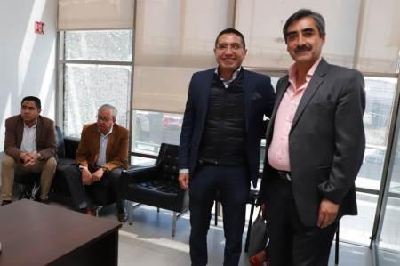 Sindicatos de la UAEH continúan negociaciones del pliego petitorio2
