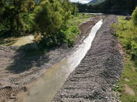 SOPOT rehabilita puente vehicular de acceso a Xochiatipan2