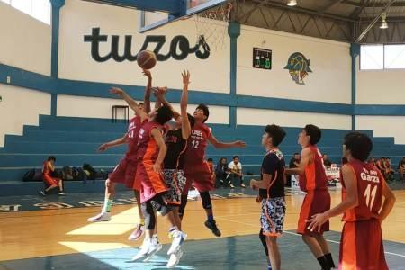 Surgen los primeros campeones del baloncesto en la etapa estatal rumbo a los nacionales CONADE
