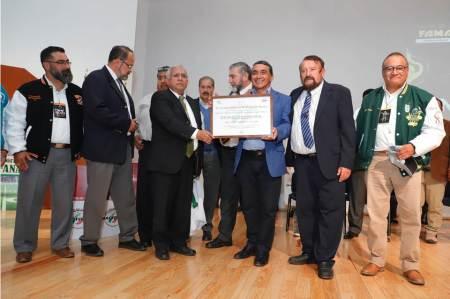 UAEH, sede de ceremonia de ingreso a Salón de la Fama del Futbol Americano2