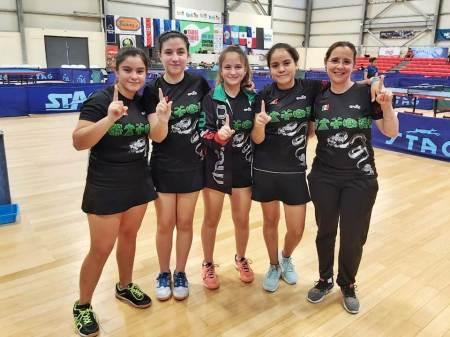 Ximena Figueroa sube al podio en el Centroamericano U-15 Y U-18
