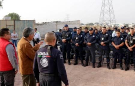 Abren convocatoria para la Policía Municipal de Tizayuca2