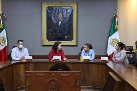Acuerda Junta de Gobierno suspensión de actividades en el Congreso del estado ante Covid-19