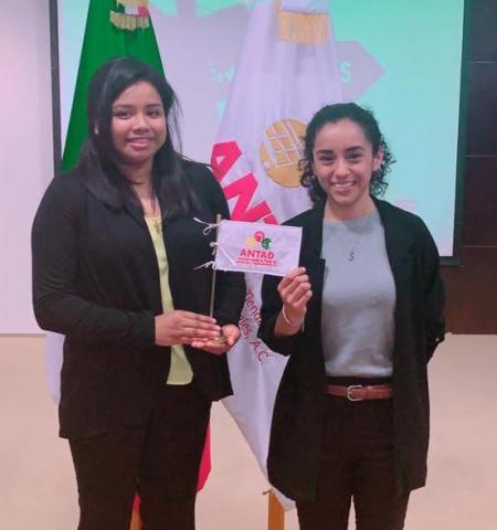 Alumnas de UTTT obtienen 2do. lugar en concurso nacional