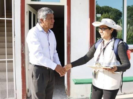 Arranca en Tizayuca el Censo de Población y Vivienda 2020