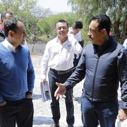 Arturo Herrera y Omar Fayad supervisan avance de obras1