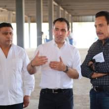 Arturo Herrera y Omar Fayad supervisan avance de obras5