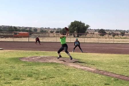 Basquetbol 3x3 y sóftbol realizaron su fase estatal rumbo a los nacionales Conade 2020-2