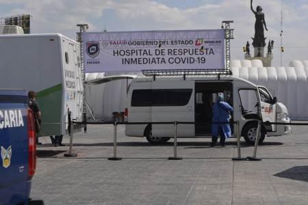Becarios hidalguenses reciben atención preventiva en Hospital de Respuesta Inmediata COVID 19-3
