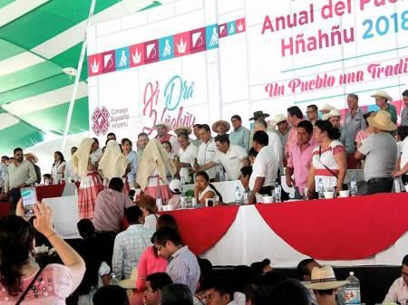 Cancelan Encuentro Anual del Pueblo Hñahñu 2020, en su edición 33