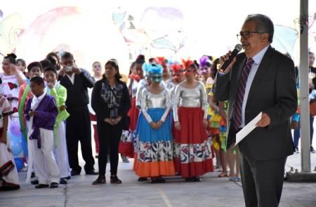 Celebran 75 Aniversario de la Escuela Primaria Gral Pedro María Anaya de Pachuca