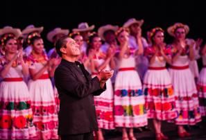 Celebran Día del Bailarín con Ballet Folklóriko del Estado de Álvaro Serrano3