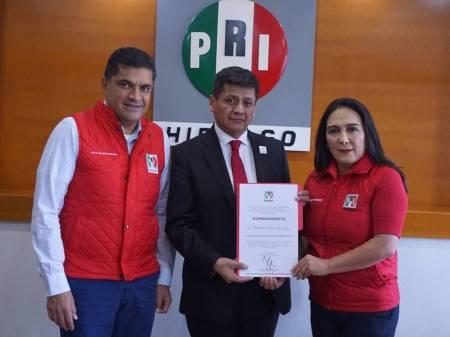 Comité Directivo Estatal del PRI nombra a Aureliano Juárez González titular de la Secretaría Jurídica y de Transparencia